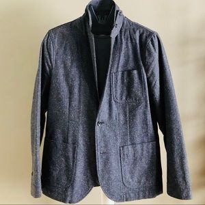 THE HILLSIDE + GAP MENS BLAZER
